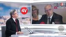 Jean-Luc Mélenchon : «Je tiens Bernard Cazeneuve pour responsable de la mort de Rémi Fraisse»