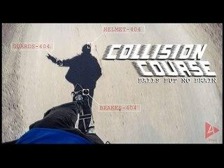 """Collision Course"" - Longboarding in India (Suru Valley, Ladakh)   4Play"