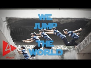 We Jump The World 2017, India   PLUG IT   4Play