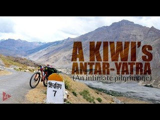Cycling in India - A Kiwi's ANTAR YATRA (An Intimate Pilgrimage)   4Play