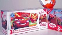 Des voitures des œufs joie déballage oeuf oeufs surprises et 2 disney kinder surprise rio 2