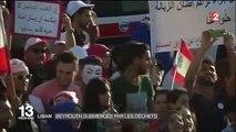 Beyrouth - des décharges sauvages envahissent le paysage-EIPo1W1VT5o