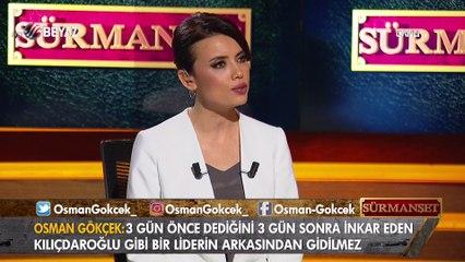 Osman Gökçek: Özgür Özele teşekkür ediyoruz
