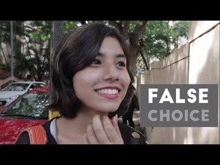 FilterCopy | False Choice - 3: All the wrong answers | False Choice