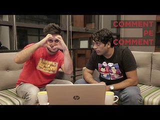 FilterCopy | Comment Pe Comment - Funny Reactions to Social Media Comments | Comment Pe Comment