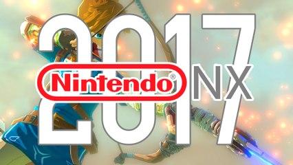 Nintendo NX julkaistaan vasta 2017