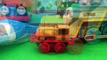 Thomas & Friends New Minis Extravaganza - Worlds Strongest Engine Thomas the Tank Engine