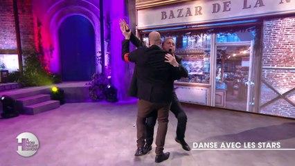 Julien Lepers Danse avec les Stars - Hanounight Show du 31/05 - CANAL+