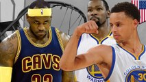 NBA Finals 2017: Curry's Warriors and Lebron's Cavs are back yet again for the Finals - TomoNews
