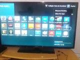 Instalando App Smart ISMART TV SAMSUNG