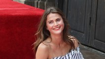 Actress Keri Russell Receives Star on Hollywood Walk of Fame