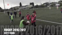 City Rugby Tour : comité départemental de la Nièvre