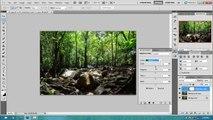 Tutorial Photoshop CS5 - membuat efek summer pada photoshop