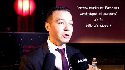 Interview minute d'Hacène LEKADIR (groupe FeM) : Constellations de Metz