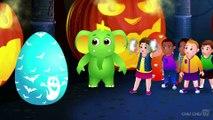 Halloween Surprise Eggs _ Halloween Trick or Treat Costumes _ Spooky Halloween Surprise