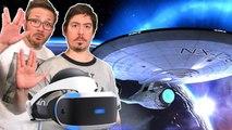 Star Trek Bridge Crew - TEST Vidéo avec Angel et Julo
