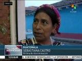 Indígenas guatemaltecas denuncian ser víctimas de discriminación