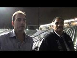 abel sanchez on GGG Sick Power - you cant catch clean mitts with him or you're in pain EsNews Boxing