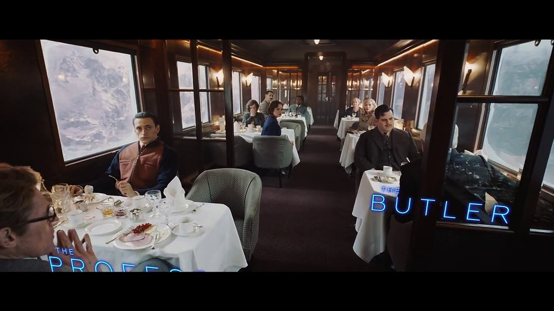 Murder on the Orient Express - Official Trailer - 20th Century FOX