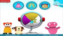 BabyTV Learning Games 4 kids - iOS Applications for Babies and Toddlers - The Three of a K