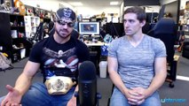 James Willems & Johnny Mundo on Professional Wrestling