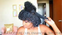 Natural Hair Update: My Holy Grail Products + Styling & Defining My TWA | TOMBOY