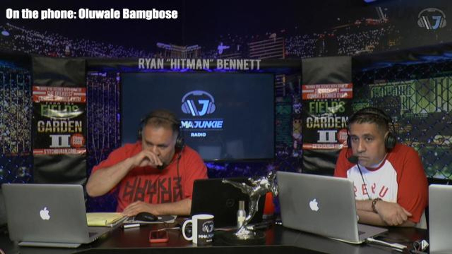 Oluwale Bamgbose looking to embarrass Paulo Borrachinha at UFC 212 in Rio