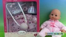 Corolle Bébé Mon Premier Accessoires Coffret du Docteur Sick Baby Doll Aujourdhui, nous a