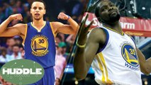 Steph Curry & Kevin Durant Getting BASHED by NBA Old-Schoolers, Is it Fair? -The Huddle