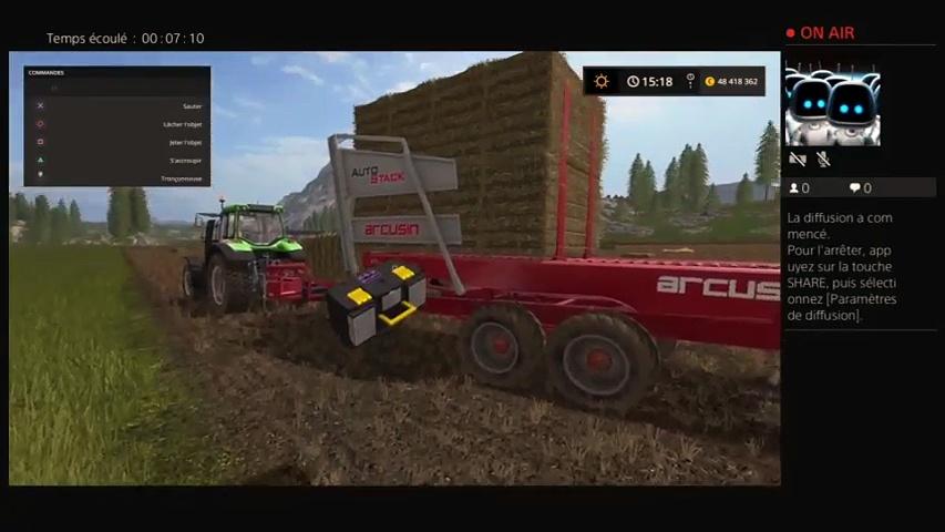 Farming Trankil
