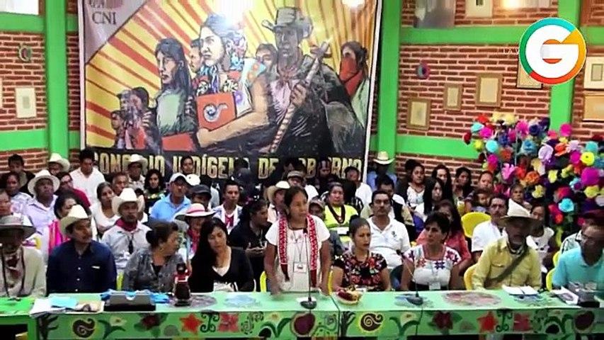 María de Jesús Patricio, la mujer indígena que buscará la Presidencia de México en 2018