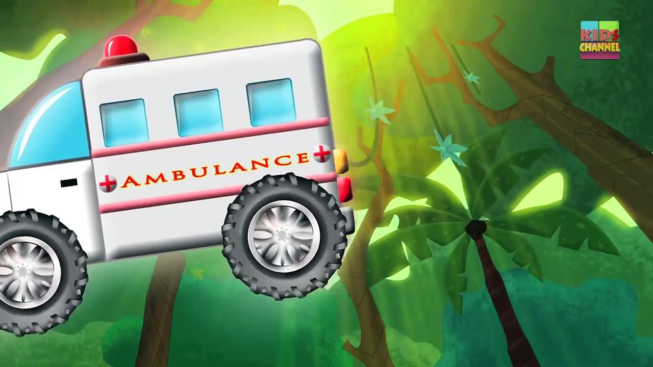 Monster Trucks _ Trucks For Kids _ kids videos-