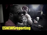 Heavyweight Deontay Wilder vs Tyson Fury Who Wins? esnews boxing