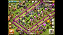 EPIC TOWN HALL 8 (TH8) Farming Base - TRAP 2.0 (Anti-Giant Healer) - Clash Of Clans