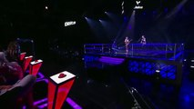 Grace Pitts VS Jake Howden  Blank Space   The Voice Australia 2015
