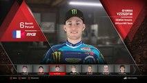 MXGP 3:The Official Motocross Video Game|MX2|Benoit Pature|Yamaha YZ250FM|PC/PS4/Xbox 2017