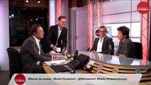 """""""L'affaire Ferrand prive l'opposition de faire campagne sur le fond du programme"""" Jean-Francis Pécresse (01/06/2017)"""