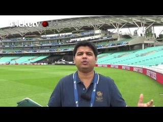 Cricket World TV Live From The Oval, England - Champion's Trophy Tournament Preview