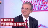 Invité: Hervé Mariton - Territoires d'infos - Le best of (01/06/2017)