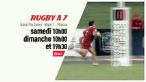 Rugby à 7 - Grand Prix Series : Tournois de Moscou bande annonce