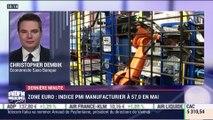 Le point macro: L'indice PMI manufacturier de la zone euro est en hausse - 01/06