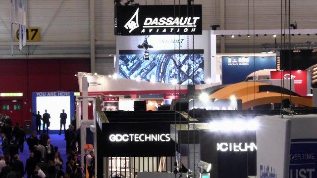 EBACE 2017 - Dassault Aviation