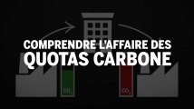 Quotas carbone : comprendre la fraude fiscale qui a couté 1,6 milliard d'euros