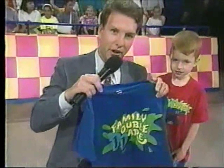 Family Double Dare (1992) - Red Jays vs. Blue Blazers