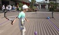 Galaxie Tennis, ça fonctionne !