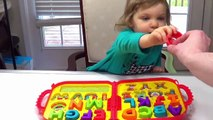 Best Learning Videos for Kids Smart Kid Genevieve Teacfsdhes toddlers ABCS, Colors! Kid Learning Fun!