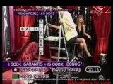 Dernière LA NUIT EST A VOUS (RTL9)