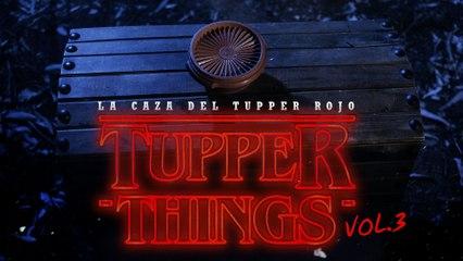 Tupper Things 1x03 La caza del Tupper Rojo