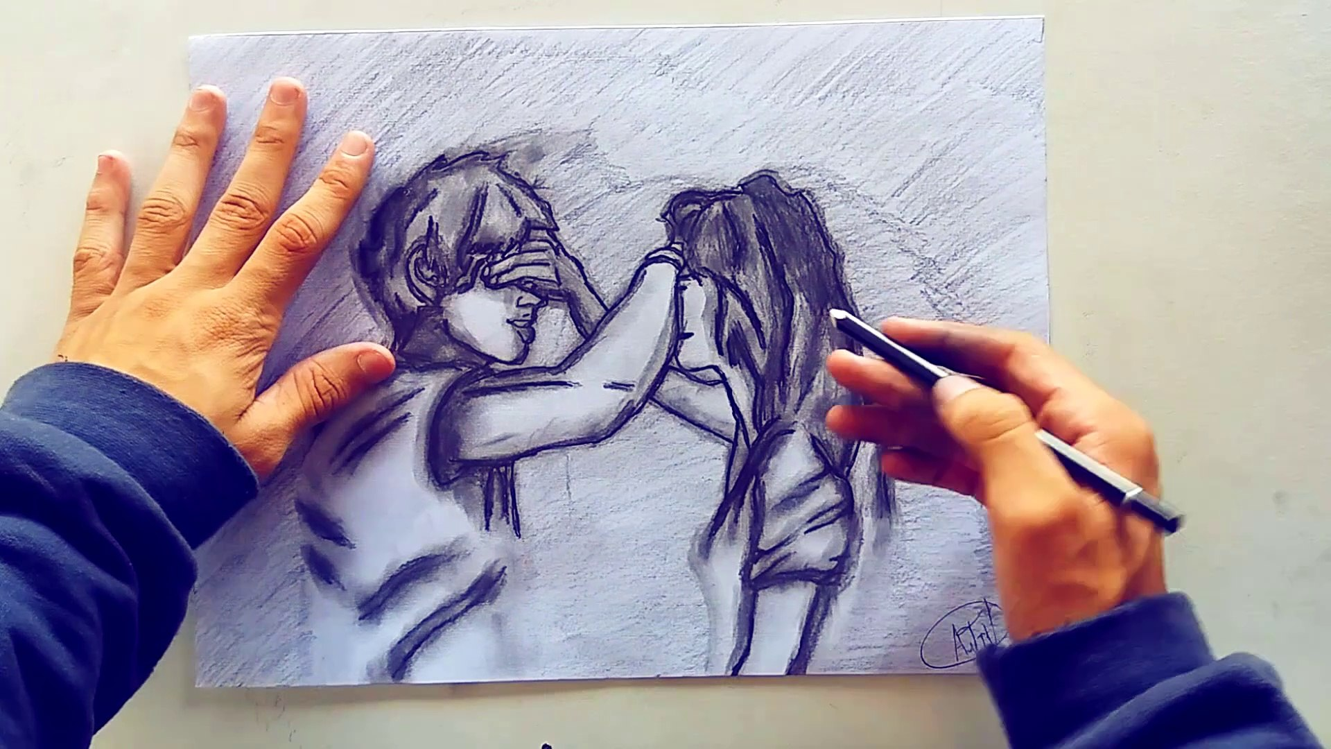 Arttv Desenho Tumblr 1 Namorados Video Dailymotion