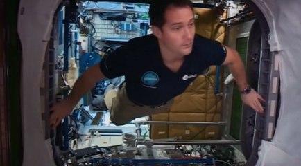 Ce que nos télés ont retenu du voyage de Thomas Pesquet dans l'espace